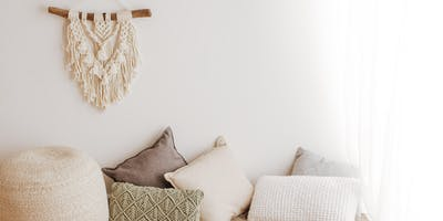 Macrame Wall Hanging Workshop with Oak + Wonder