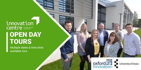 Innovation Centre, Knowledge Gateway - Open Day Tours tickets