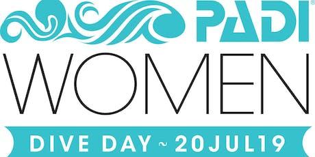 PADI Women's Dive Day Lahinch tickets