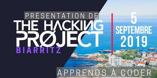 The Hacking Project Biarritz automne 2019 (présentation gratuite)