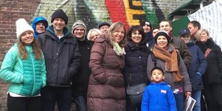 First and Quirky Brixton Guided Walk