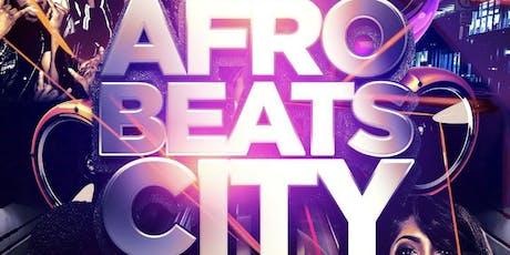 Afrobeat's City tickets