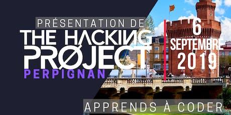 The Hacking Project Perpignan automne 2019 (présentation gratuite) billets
