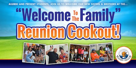 Welcome To The Family/Chapter Cookout tickets