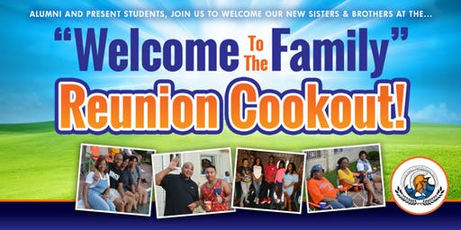 Welcome To The Family/Chapter Cookout