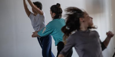 OGR Public Program - LANDSCAPE OF PRACTICES: EXPANDED CHOREOGRAPHY ON THE SPOT / Lecture