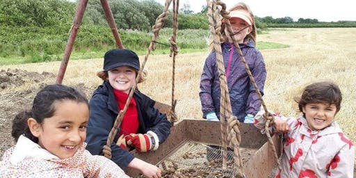 Pontefract Castle: Junior Archaeology Finds Lab - 19th & 20th October 2019 - Ages 6-11