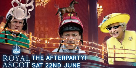 Royal Ascot After Party 2019 tickets