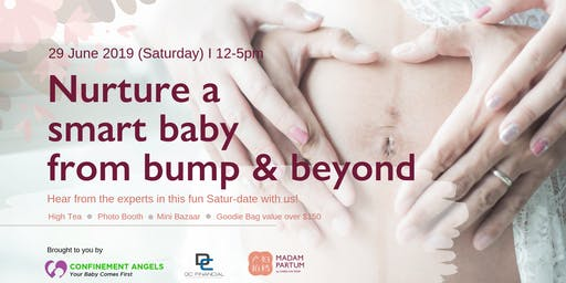 Nurture A Smart Baby From Bump & Beyond