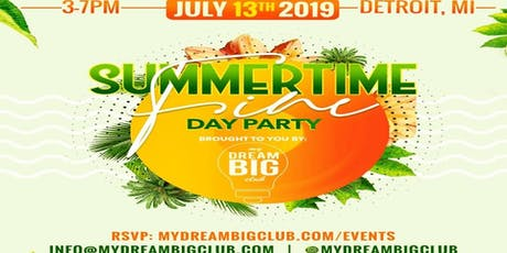 Summertime Fine Day Party | MyDBC Event tickets