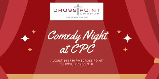 Comedy Night at CPC