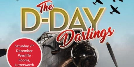 Festive Afternoon Tea with the D-Day Darlings tickets