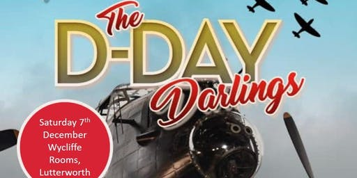 Festive Afternoon Tea with the D-Day Darlings