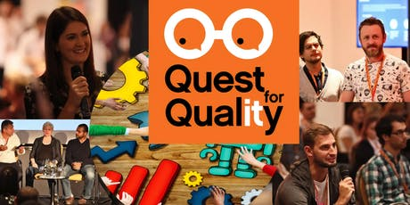 Quest for Quality Conference 2019 tickets