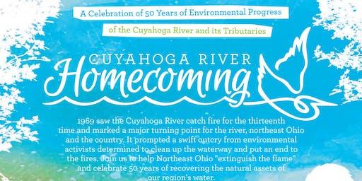 Cuyahoga River Homecoming