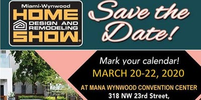 Miami spring Home Design And Remodeling Show (Home Show)