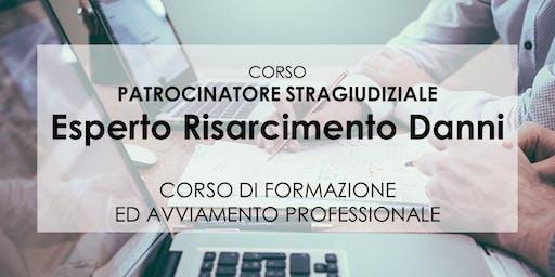 Corso Esperto Risarcimento Danni - Patrocinatore Stragiudiziale (FAD)