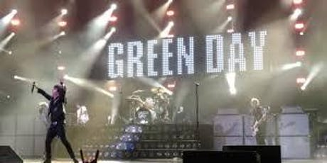 Green Day Rock Concert tickets
