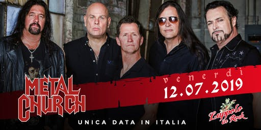 METAL CHURCH LIVE (& more) | Luppolo in Rock 2019