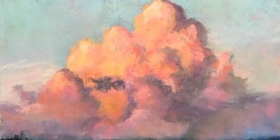 Dramatic Skies in Pastels with Takeyce Walter