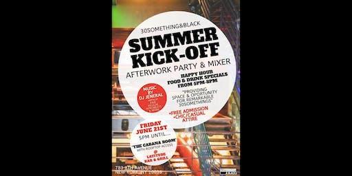 30SomethingandBLACK Summer Kickoff
