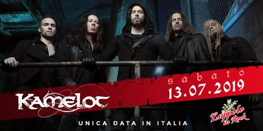 KAMELOT LIVE (& more) | Luppolo in Rock 2019