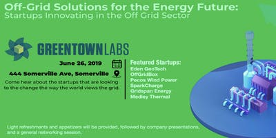 Off-Grid Solutions for the Energy Future: Startups Innovating Off the Grid