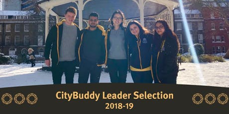 CityBuddy Leader 2019/20 Selection - Alternative Day tickets