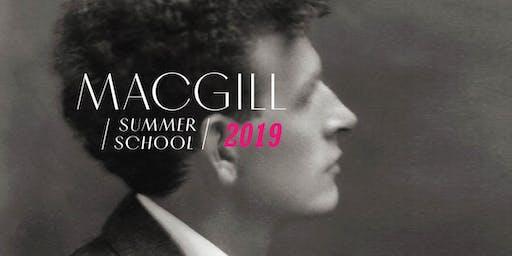 MacGill Summer School 2019