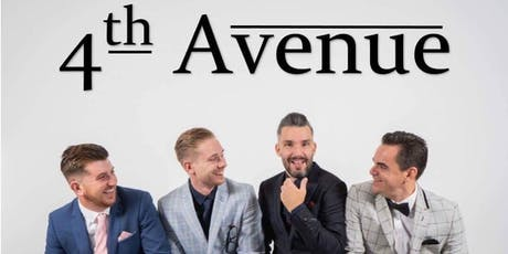 4th Avenue Christmas Party Night tickets