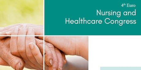4th Euro Nursing and Healthcare Congress (PGR) biglietti