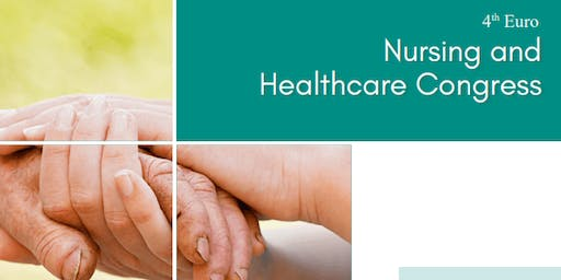 4th Euro Nursing and Healthcare Congress (PGR)