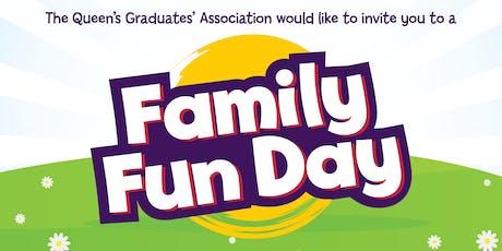 QGA Family Fun Day tickets