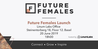 Future Females Launch - Switzerland