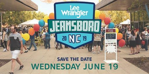 Jeansboro Day 2019