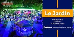 LE JARDIN MILANO - SABATO 20 LUGLIO 2019 - SATURDAY...