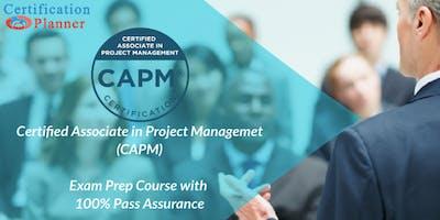 Certified Associate in Project Management (CAPM) Bootcamp in Auburn (2019)