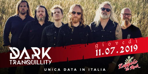 DARK TRANQUILLITY + EVERGREY LIVE (& more) | Luppolo in Rock