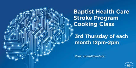 Baptist Health Care - Cooking with Cruz! tickets