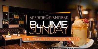 Domenica 21 Luglio 2019 Blume - Aperitif&Music