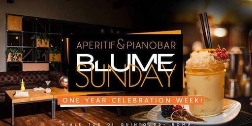Domenica 20 Ottobre 2019 Blume - Aperitif&Music