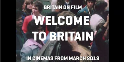 Welcome to Britain, free film showing