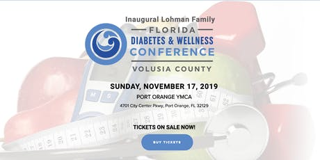 Inaugural Lohman Florida Diabetes & Wellness Conference - Volusia County tickets