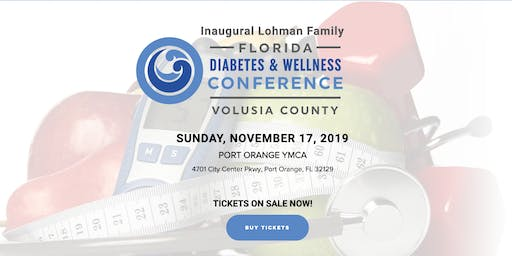 Inaugural Lohman Florida Diabetes & Wellness Conference - Volusia County