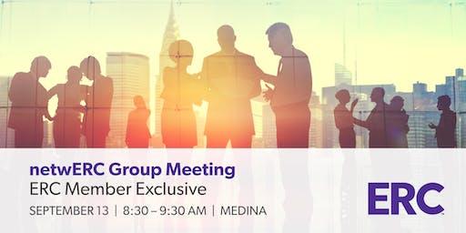 netwERC Groups 2019 - Members Only HR Peer Group - Medina