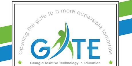 2019 GATE Seminar Exhibitor Registration tickets
