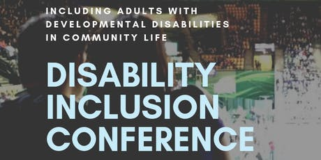 Disability Inclusion Conference tickets