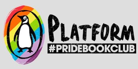 #PrideBookClub Live tickets