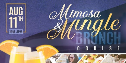 Mimosa & Mingle Brunch Cruise