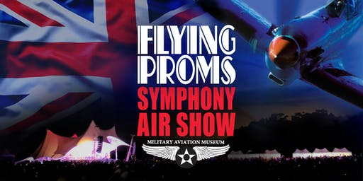 2019 Flying Proms Symphony Air Show
